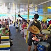 How to cross from Cancun to Isla Mujeres Shuttle Ferry Schedule Cost