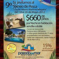 9° Torneo de Pesca en Isla Mujeres mayo