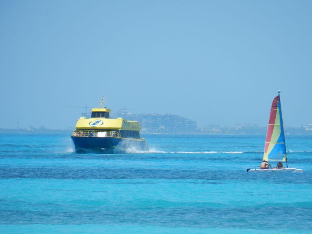 Ferry Isla Mujeres