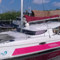 Private tour on Catamaran by Isla Mujeres
