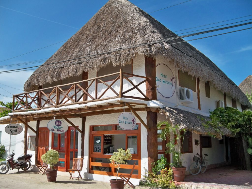 hoteles Holbox