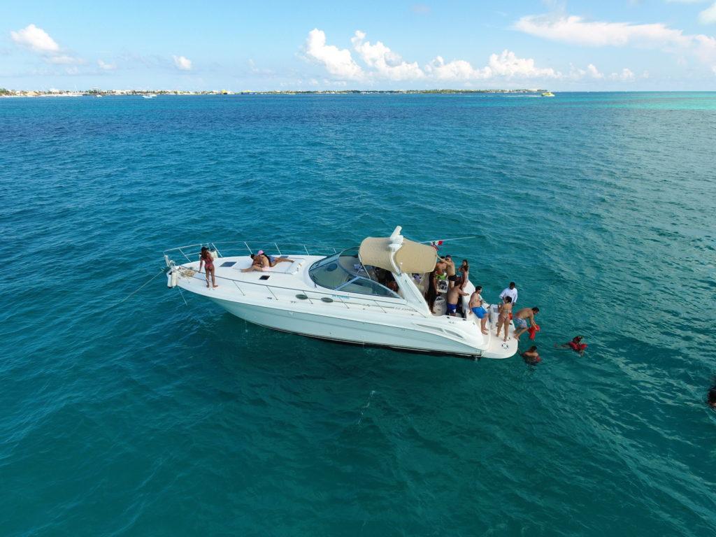 Yacht Searay