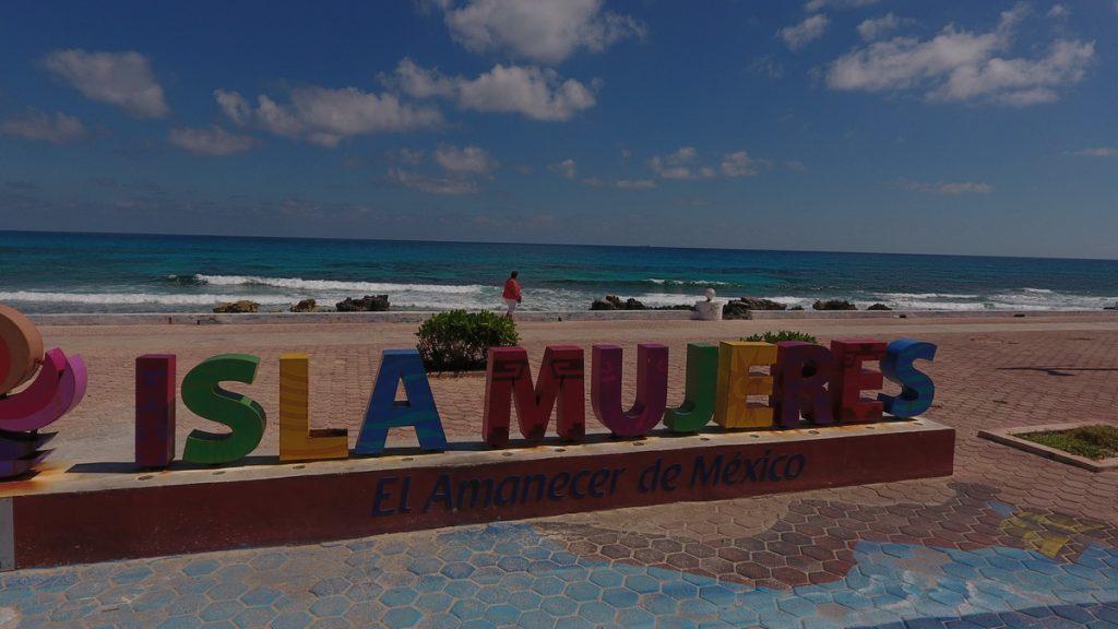 Isla Mujeres logo