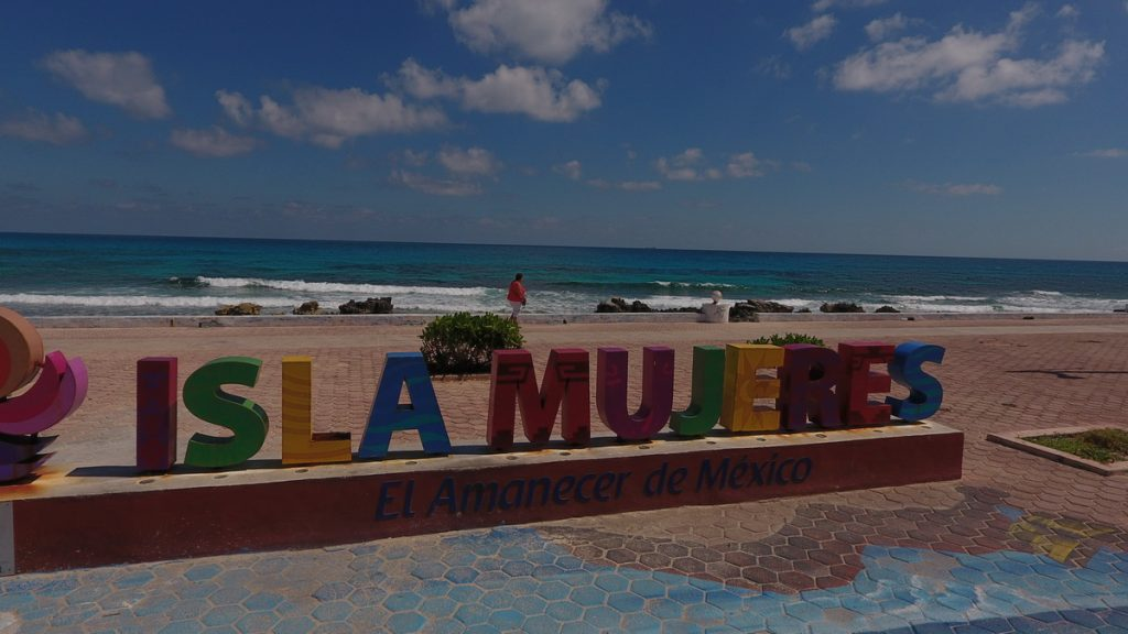 Isla Mujeres logo Picture site